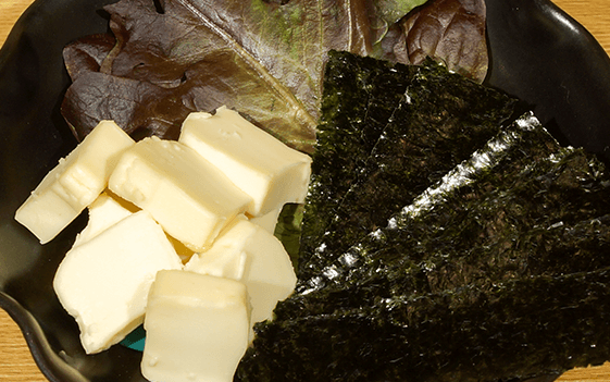 炙りクリームチーズ味噌漬け